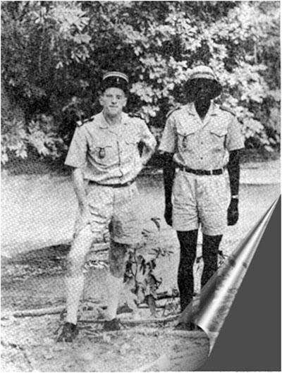 2 Juin 1939 : Implantation du Poste de Gendarmerie de Ouagadougou