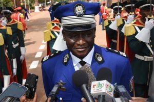 Chef d'Etat-Major de la Gendarmerie Nationale