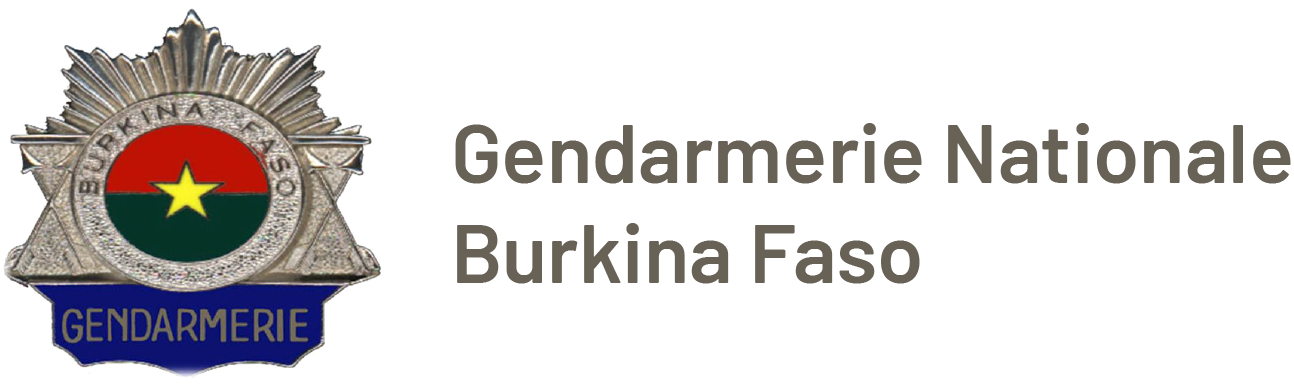 Gendarmerie nationale du Burkina Faso